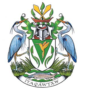 Coat of Arms > About UFV | UFV ca