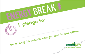 energy pledge