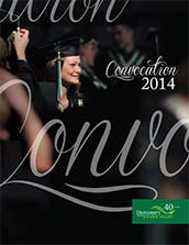 View UFV's 2014 Convocation program