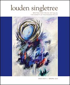 Louden Singletree Issue Cover 2013