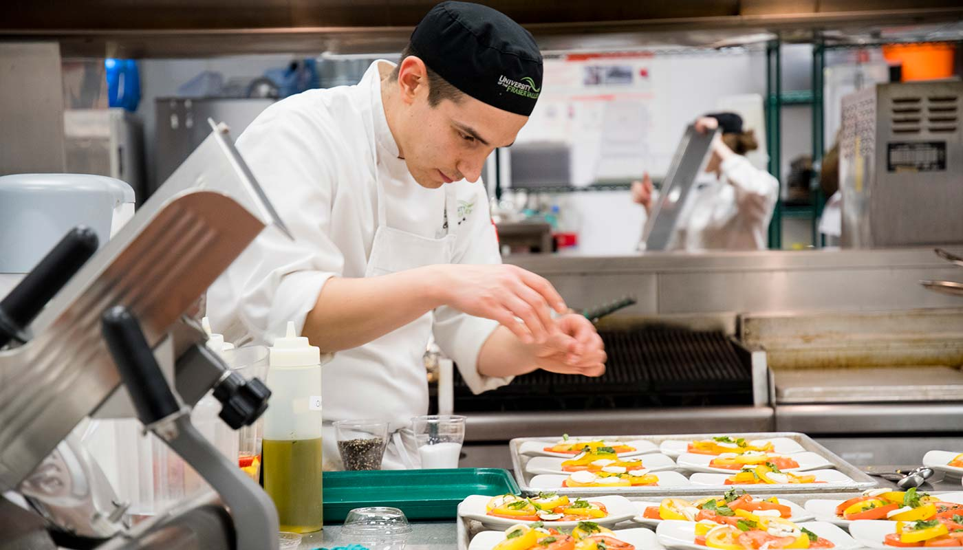 cook professional culinary arts certificate programs fraser ufv university cooking